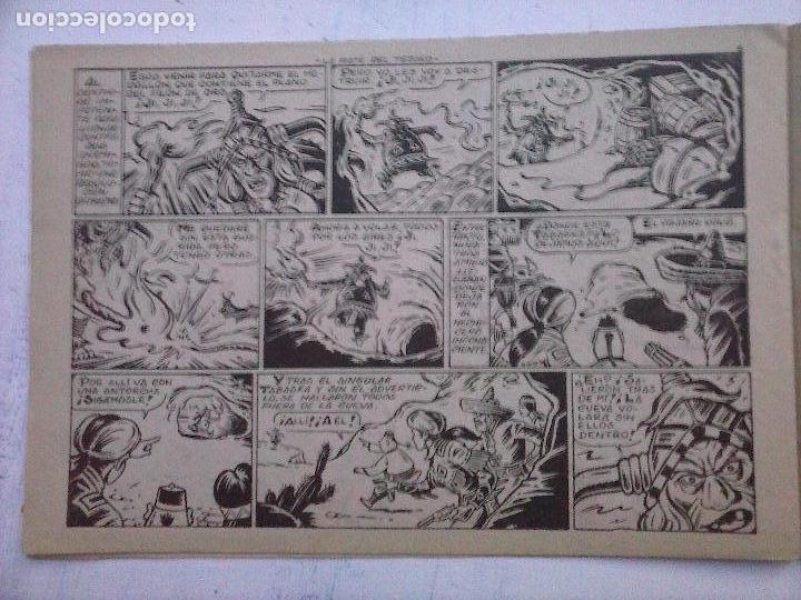 Tebeos: DICK RELAMPAGO EL REY DE LA PRADERA ORIGINAL COMPLETA 1959 TORAY - G.IRANZO, VER PORTADAS Y MÁS - Foto 47 - 105125851