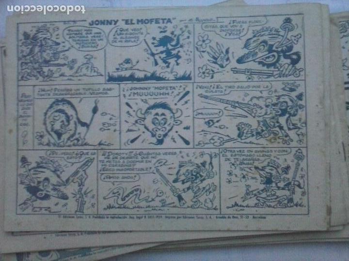 Tebeos: DICK RELAMPAGO EL REY DE LA PRADERA ORIGINAL COMPLETA 1959 TORAY - G.IRANZO, VER PORTADAS Y MÁS - Foto 53 - 105125851
