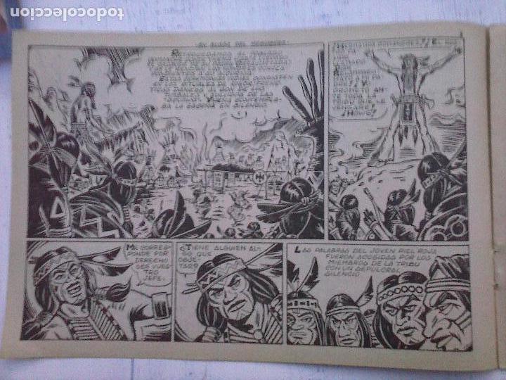 Tebeos: DICK RELAMPAGO EL REY DE LA PRADERA ORIGINAL COMPLETA 1959 TORAY - G.IRANZO, VER PORTADAS Y MÁS - Foto 64 - 105125851
