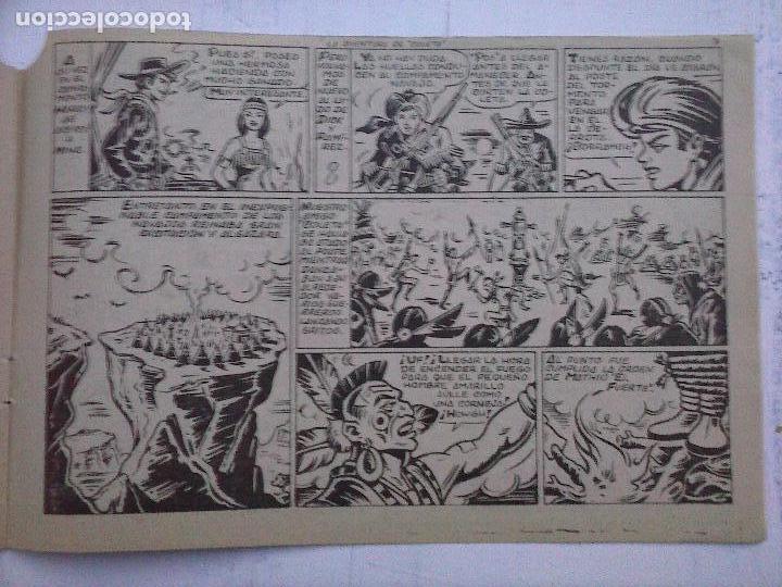 Tebeos: DICK RELAMPAGO EL REY DE LA PRADERA ORIGINAL COMPLETA 1959 TORAY - G.IRANZO, VER PORTADAS Y MÁS - Foto 81 - 105125851