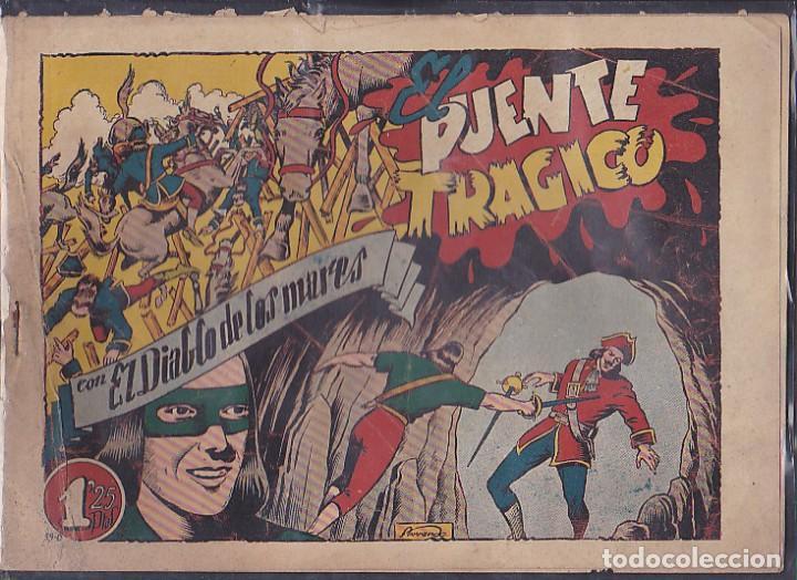 COMIC COLECCION EL DIABLO DE LOS MARES Nº 59 (Tebeos y Comics - Toray - Diablo de los Mares)