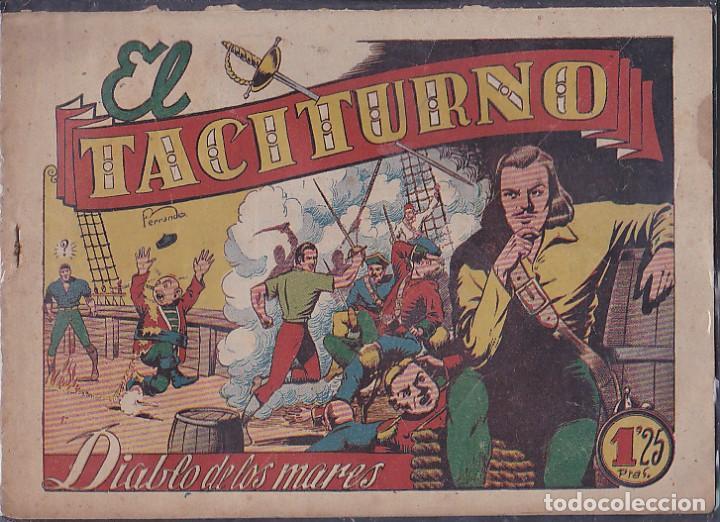 COMIC COLECCION EL DIABLO DE LOS MARES Nº 39 (Tebeos y Comics - Toray - Diablo de los Mares)