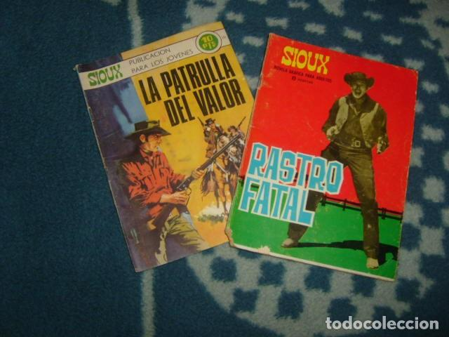 SIOUX Nº 35 (Tebeos y Comics - Toray - Sioux)
