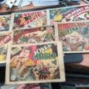 Tebeos: EL HIJO DEL DIABLO DE LOS MARES. LOTE COLECCION COMPLETA ALBUM I AL VII (COI51). Lote 105454311