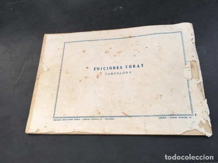 Tebeos: EL HIJO DEL DIABLO DE LOS MARES. LOTE COLECCION COMPLETA ALBUM I AL VII (COIB150) - Foto 3 - 105454311