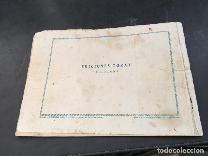 Tebeos: EL HIJO DEL DIABLO DE LOS MARES. LOTE COLECCION COMPLETA ALBUM I AL VII (COIB150) - Foto 7 - 105454311