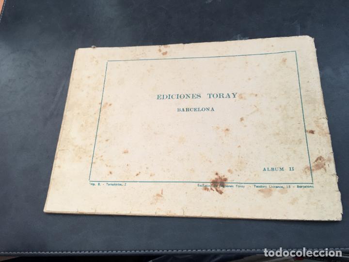 Tebeos: EL HIJO DEL DIABLO DE LOS MARES. LOTE COLECCION COMPLETA ALBUM I AL VII (COIB150) - Foto 9 - 105454311