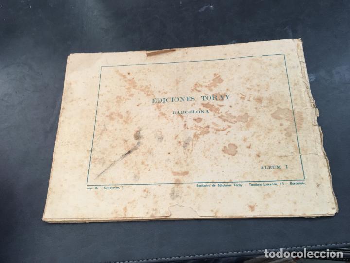 Tebeos: EL HIJO DEL DIABLO DE LOS MARES. LOTE COLECCION COMPLETA ALBUM I AL VII (COIB150) - Foto 11 - 105454311