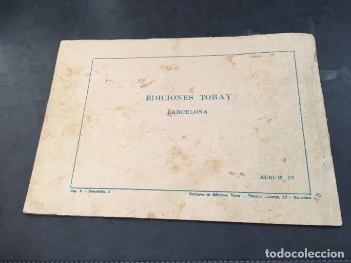 Tebeos: EL HIJO DEL DIABLO DE LOS MARES. LOTE COLECCION COMPLETA ALBUM I AL VII (COIB150) - Foto 13 - 105454311