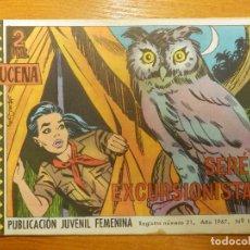 Tebeos: TEBEO - COMIC - COLECCION AZUCENA - SERE EXCURSIONISTA - Nº 1023 - EDICIONES TORAY - 1967. Lote 105856907