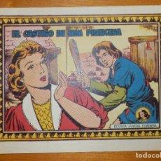 Tebeos: TEBEO - COMIC - COLECCION AZUCENA - EL CASTIGO DE UNA PRINCESA - Nº 264 - EDICIONES TORAY -. Lote 105858007