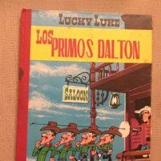 Tebeos: LUCKY LUKE LOS PRIMOS DALTON, EDICIONES TORAY , PRIMERA EDICIÓN AÑO 1963. Lote 105858519