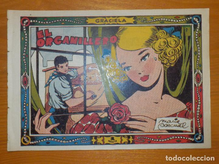 TEBEO - COMIC - COLECCIÓN GRACIELA - EL ORGANILLERO - Nº ?? - EDICIONES TORAY (Tebeos y Comics - Toray - Graciela)