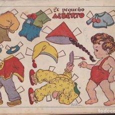 Tebeos: COMIC COLECCION ESTRELLA EL APRENDIZ DE MAGO CON RECORTABLE ROSA GALCERAN . Lote 105986023