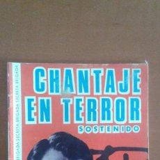 Tebeos: BRIGADA SECRETA: CHANTAJE EN TERROR 142 - ED. TORAY - AÑO 1966. Lote 106054371