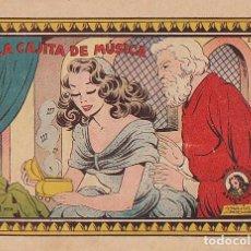Tebeos: AZUCENA Nº 257, LA CAJITA DE MUSICA. Lote 106062075
