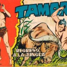 Tebeos: TAMAR Nº 39. TORAY AÑO 1961. Lote 118144688