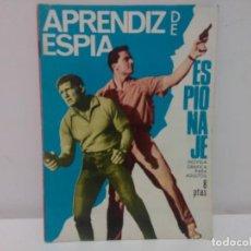 Tebeos: ESPIONAJE, Nº52, APRENDIZ DE ESPÍA EDICIONES TORAY. Lote 106646327