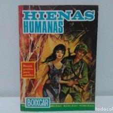 Tebeos: HAZAÑAS BÉLICAS, COLECCIÓN BOIXCAR Nº57 HIENAS HUMANAS, EDITORIAL TORAY 1967. Lote 106648343