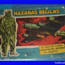 Tebeos: BOIXCAR - HAZAÑAS BELICAS TORAY 1958 - SERIE AZUL EXTRA 21. Lote 106662199