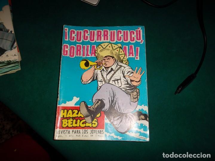 HAZAÑAS BELICAS 189 (Tebeos y Comics - Toray - Hazañas Bélicas)