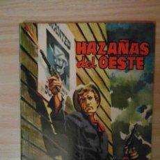 Tebeos: WAGON TRAIN. SENTENCIA PARA UN HOMBRE. Nº 25 DE HAZAÑAS DEL OESTE. EDICIONES TORAY. 1963. Lote 108097763