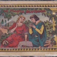 Tebeos: COMIC COLECCION AZUCENA LA FLAUTA OLVIDADA. Lote 108422603