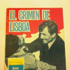 Comics - espionaje.- (el crimen de lisboa) - 108427127