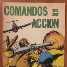 Livros de Banda Desenhada: HAZAÑAS BELICAS. COMANDOS EN ACCION. Nº 317 AÑO 1971.. Lote 109044859