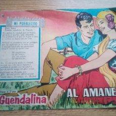 Tebeos: GUENDALINA. Lote 109067603