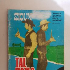 Tebeos: SIOUX. Nº 47. TORAY.. Lote 109111379