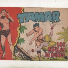Tebeos: TAMAR Nº174- LOS BUFALOS DE KUNGO// EDICIONES TORAY-1961.DA. Lote 109305051