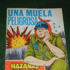 Tebeos: HAZAÑAS BELICAS, GORILA NUM. 254 ED.TORAY 1968. Lote 109391407