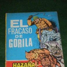 Tebeos: HAZAÑAS BELICAS, NUM. 277 ED.TORAY 1969 EL FRACASO DE GORILA. Lote 109391663