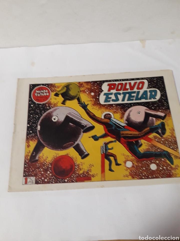 EDICIONES TORAY MUNDO FUTURO POLVO ESTELAR N 13 (Tebeos y Comics - Toray - Mundo Futuro)
