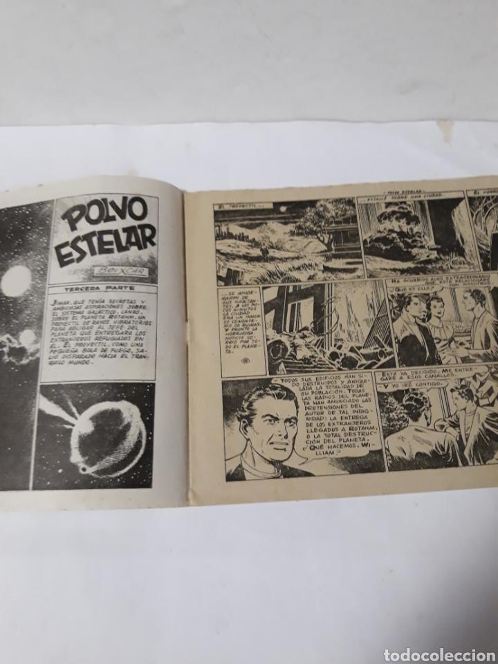 Tebeos: EDICIONES TORAY MUNDO FUTURO POLVO ESTELAR N 13 - Foto 3 - 109448632