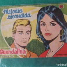 Tebeos: COLECCION GUENDOLINA Nº 12 MELODIA ESCONDIDA EDITORIAL TORAY. Lote 109532191
