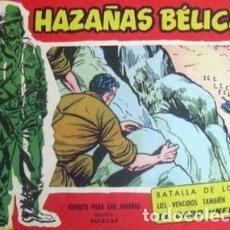 Tebeos: HAZAÑAS BÉLICAS- EXTRA ROJA- Nº 95- 1959- GRAN ALAN DOYER-BUENO-ESCASO- LEAN-7688. Lote 109639323