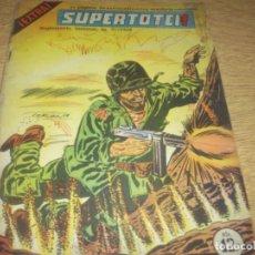 Tebeos: SUPERTOTEM 1966 ANN Y DAN HUGO PRATT,BELICAS/CC.FF. EDIT. ARGENTINA. Lote 109772567