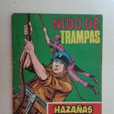Tebeos: HAZAÑAS BELICAS. (GORILA). Nº 293. TORAY.. Lote 110130079