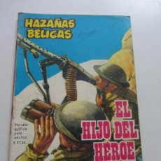 Tebeos: HAZAÑAS BELICAS Nº 101 EL HIJO DEL HEROE EDITORIAL TORAY- C87SADUR. Lote 110239055