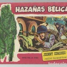 Tebeos: HAZAÑAS BÉLICAS 311, 1962, TORAY, MUY BUEN ESTADO. Lote 187155175