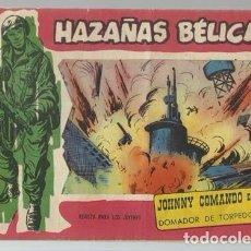 Tebeos: HAZAÑAS BÉLICAS 312, 1962, TORAY, MUY BUEN ESTADO. Lote 187155158