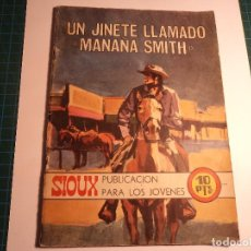 Tebeos: SIOUX. Nº 177. TORAY. (E-31). . Lote 111005763