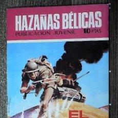 Tebeos: HAZAÑAS BÉLICAS : EL PIROTÉCNICO. Lote 111132215