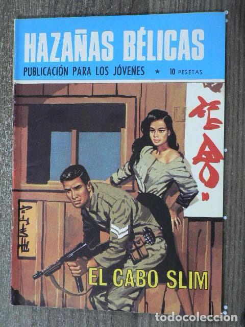 HAZAÑAS BÉLICAS : EL CABO SLIM (Tebeos y Comics - Toray - Hazañas Bélicas)