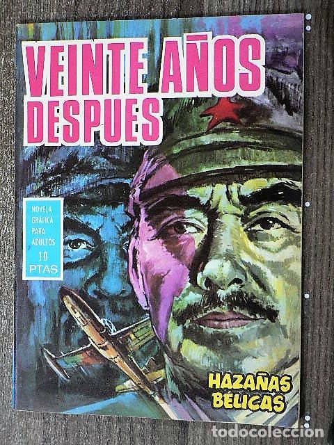 HAZAÑAS BÉLICAS : VEINTE AÑOS DESPUÉS (Tebeos y Comics - Toray - Hazañas Bélicas)