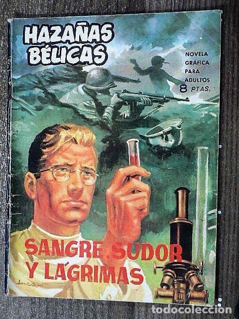 HAZAÑAS BÉLICAS : LA GUERRA NO QUEDA ATRÁS (Tebeos y Comics - Toray - Hazañas Bélicas)