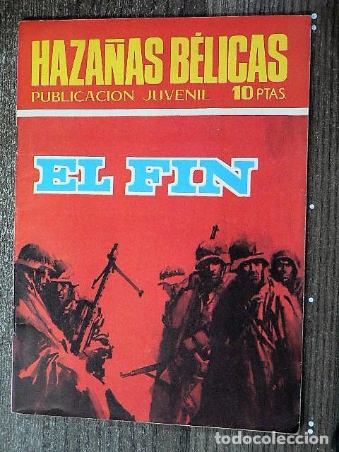 HAZAÑAS BÉLICAS : EL FIN (Tebeos y Comics - Toray - Hazañas Bélicas)