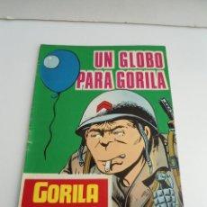 Tebeos: UN GLOBO PARA GORILA Nº 17 - EDICIONES TORAY - ED. URSUS - 1973. Lote 111265867